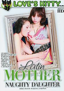 Latin Mother Naughty Daughter Box Cover