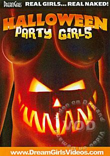 Halloween Party Girls Box Cover