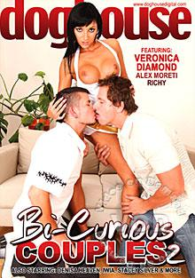 Bi Curious Couples 2 Box Cover