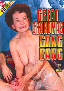 Great Grandmas Gang Bang Box Cover