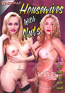 Housewives With Nuts Box Cover