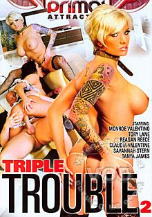 Triple Trouble 2 Box Cover