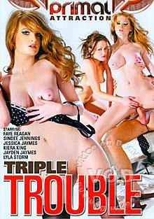 Triple Trouble Box Cover