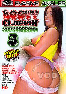 Booty Clappin' Superfreaks 5 Box Cover