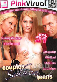 Couples Seduce Teens Vol. 21