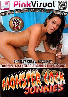 Monster Cock Junkies Vol 12 Box Cover
