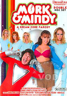 Mork & Mindy - A Dream Zone Parody (Disc 1) Box Cover