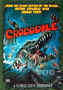 The Crocodile Box Cover
