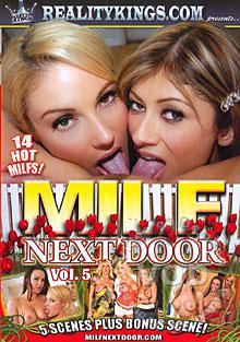 MILF Next Door Vol. 5 Box Cover