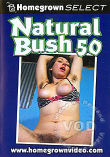 Natural Bush 50 Box Cover