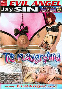 TS Playground (Disc 2) Box Cover