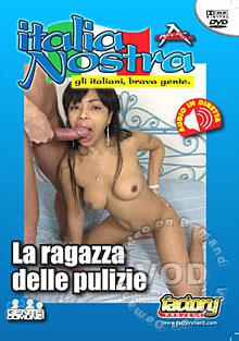 La Ragazza Delle Pulizie Box Cover