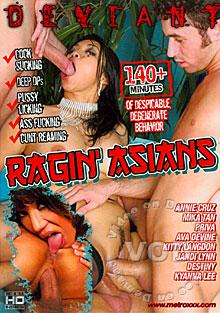Ragin' Asians Box Cover