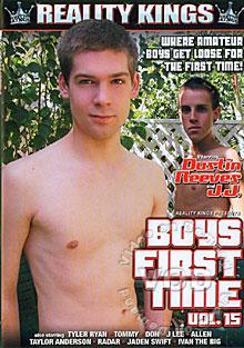 Boys First Time Vol. 15