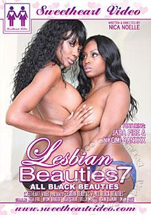 Lesbian Beauties 7 - All Black Beauties