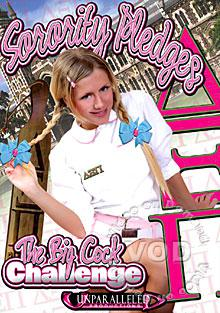 Sorority Pledges - The Big Cock Challenge Box Cover - Login to see Back