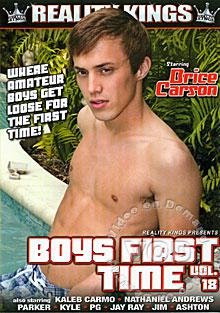 Boys First Time Vol. 18