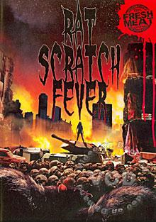 Rat Scratch Fever Box Cover
