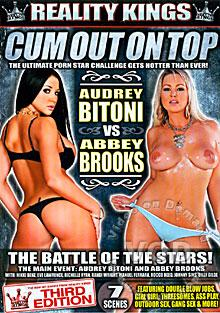 Cum Out On Top 3rd Edition - Audrey Bitoni vs Abbey Brooks