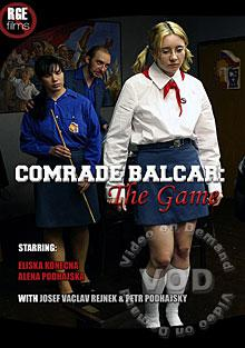 Comrade Balcar: The Game