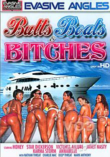 Butts, Boats & Bitches