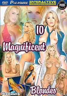10 Magnificent Blondes Box Cover