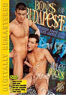 Boys Of Budapest II - Alley Cocks