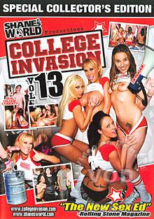 College Invasion Vol. 13 Box Cover