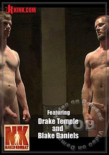 Naked Kombat Featuring Drake Temple And Blake Daniels
