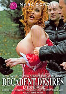 La Bourgeoise - Decadent Desires (French Language)