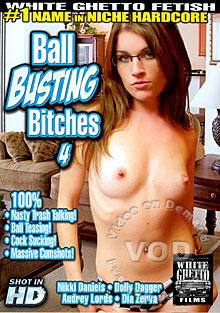 Ball Busting Bitches 4