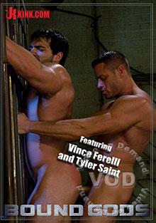 Bound Gods Featuring Vince Ferelli And Tyler Saint Box Cover