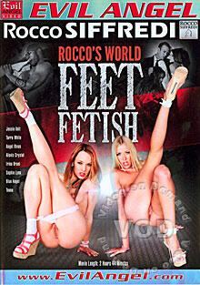 Rocco's World: Feet Fetish
