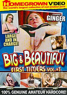 Big & Beautiful First Timers Vol. 1