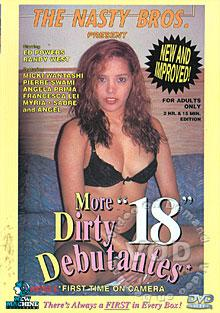 More Dirty Debutantes Volume 18