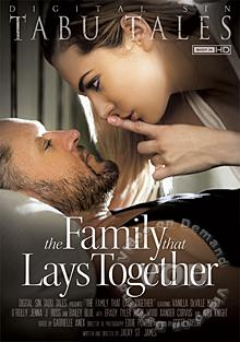 The Family That Lays Together Box Cover
