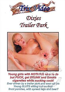 Dixie's Trailer Park Box Cover