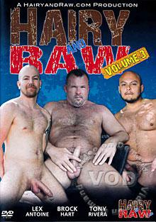 Hairy And Raw 3