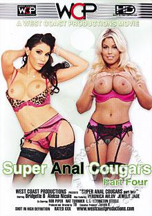 Super Anal Cougars Part Four