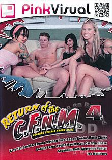 Return Of The C.F.N.M. (Clothed Female Naked Male) 4