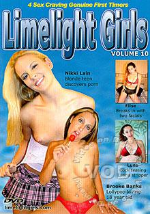 Limelight Girls Volume 10 Box Cover
