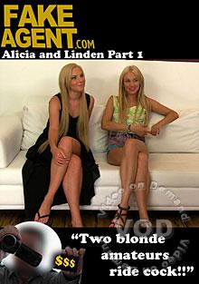 Fake Agent Presents - Alicia And Linden Part 1