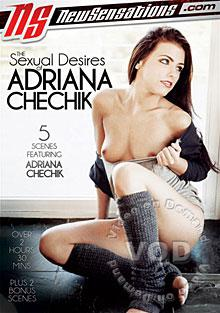 The Sexual Desires Of Adriana Chechik