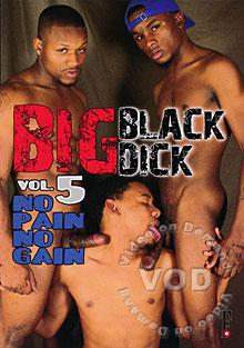 Big Black Dick 5: No Pain No Gain