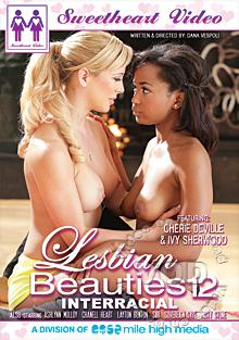 Lesbian Beauties 12 - Interracial