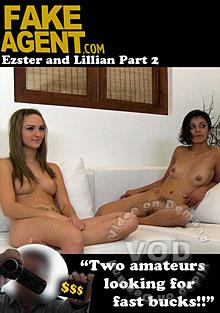 Fake Agent Presents - Eszter And Lilian Part 2