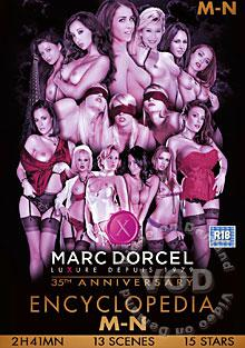 Marc Dorcel - 35th Anniversary Encyclopedia M-N