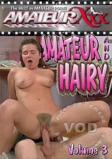 Amateur And Hairy Volume 3