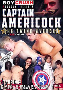 Captain Americock - The Twink Avenger