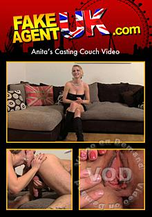 Fake Agent UK Presents - Anita